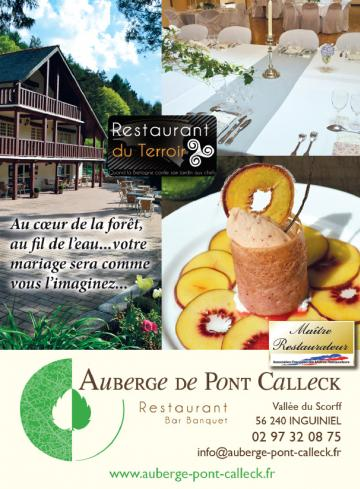 Auberge de Pont Calleck  Bar restaurant